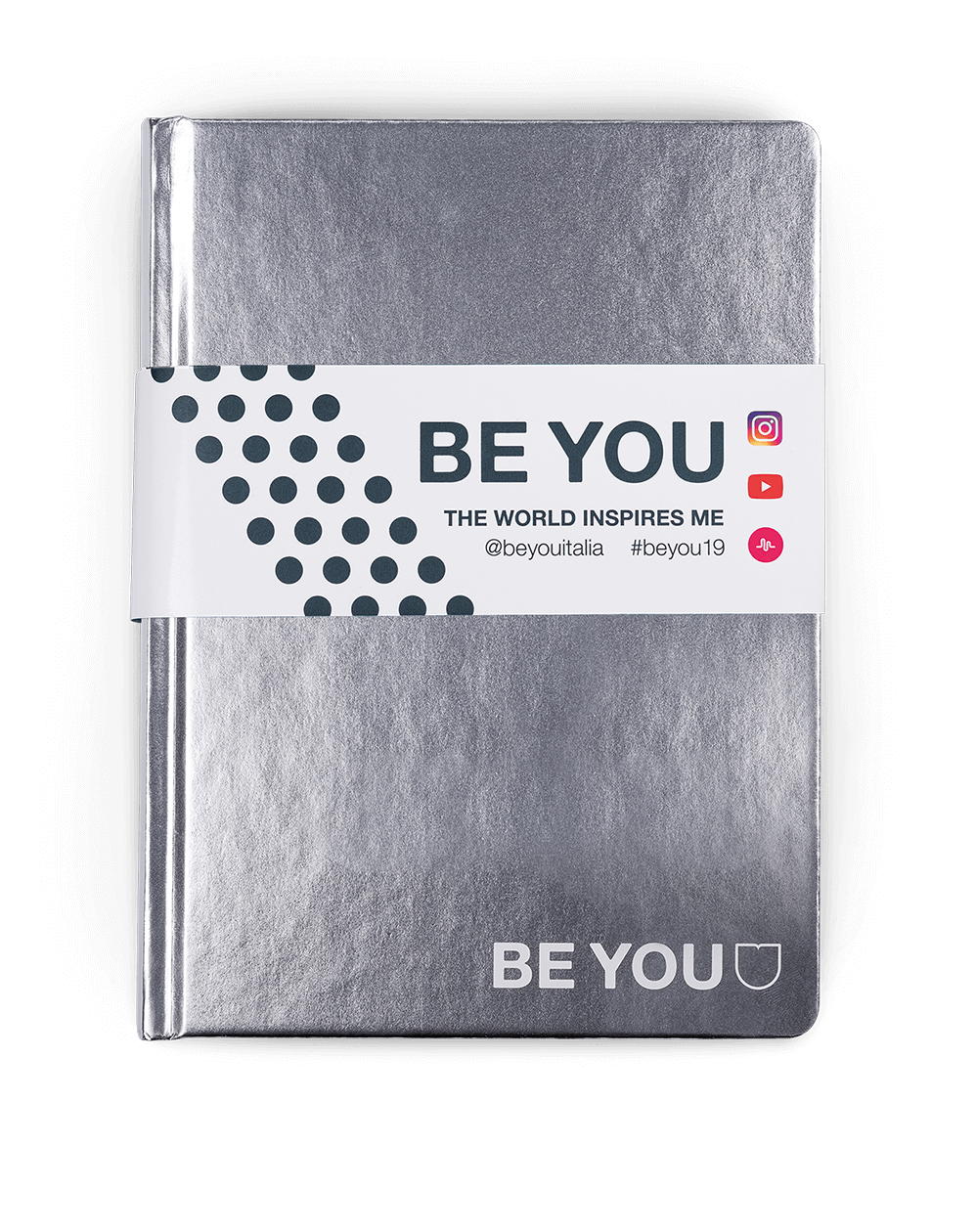 BE YOU COLOR Argento