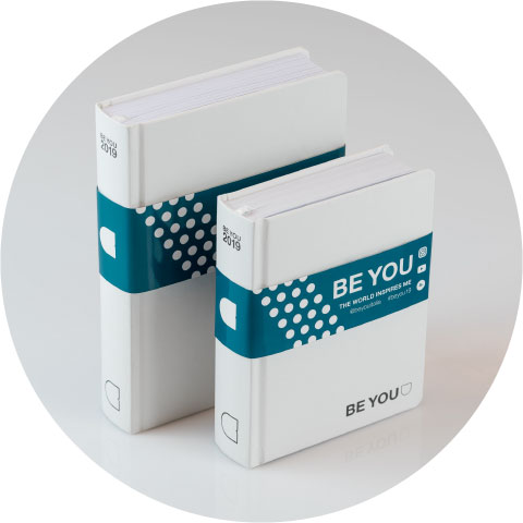 Be You agenda mini
